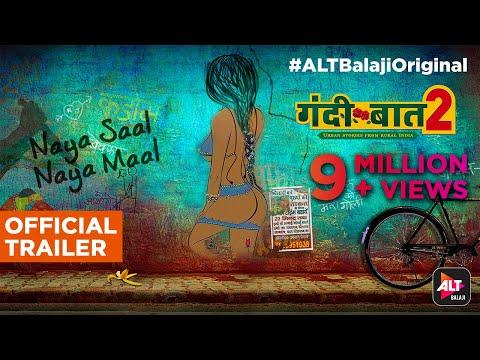 Gandii Baat- Season 2   Naya Saal Naya Maal   Sabka Dil Behlega   ALTBalaji Original