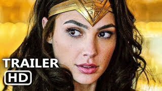 WONDER WOMAN 2 Trailer (2020) by Game News