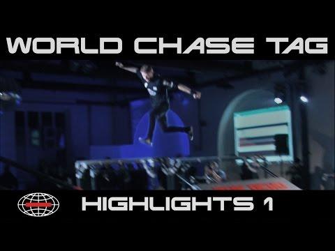 Hippakin on kilpalaji – World Championship Chase Tag