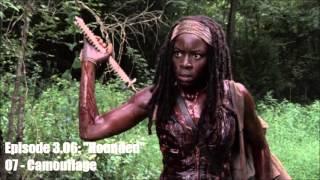 The Walking Dead - Season 3 OST - 3.06 - 07: Camouflage