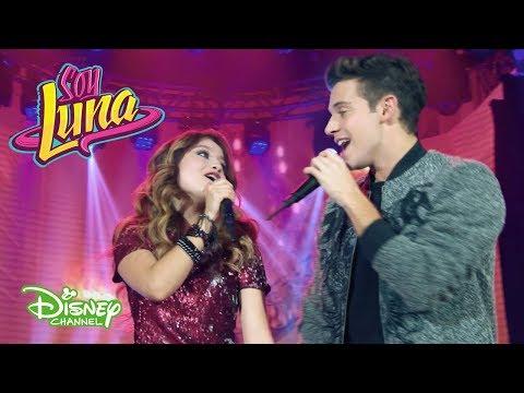 Videos musicales - Quiero Verte Sonreír  Momento Musical  Soy Luna 3