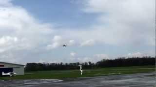 Take-off Cirrus SR22T