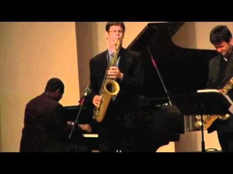 WMU Jazz Octet with Donny McCaslin Part 1