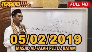 Video Ceramah Terbaru Ustadz Abdul Somad Lc, MA - Masjid Al-Falah Pelita, Batam MP3, 3GP, MP4, WEBM, AVI, FLV Februari 2019