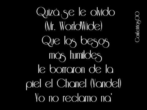 Yandel - Ay Mi Dios ft. Pitbull & Chacal
