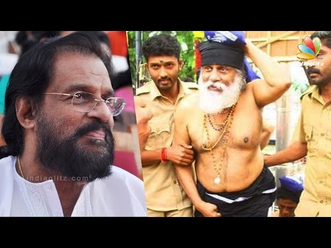 KJ-Yesudas-sings-to-Lord-Ayyappa-at-Sabarimala-with-Harivaraasanam-Latest-Tamil-Cinema-News