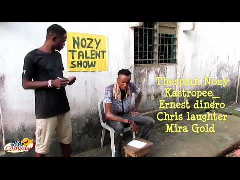 The Nozy Talent Show (Real House Of Comedy)