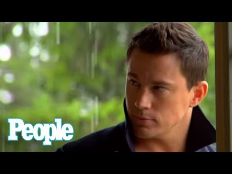 People's Hottest Man Alive Channing Tatum Talks His Firsts