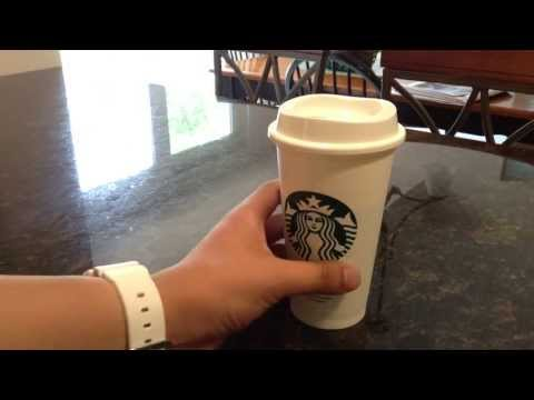 Starbucks $1 Reusable Recyclable 16 oz. Cup: Review