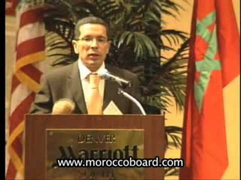 minister Ameur 2, Moroccans Abroad