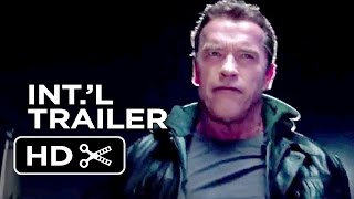 Nonton Terminator: Genisys Official International Trailer #1 (2015) - Arnold Schwarzenegger Movie HD Film Subtitle Indonesia Streaming Movie Download