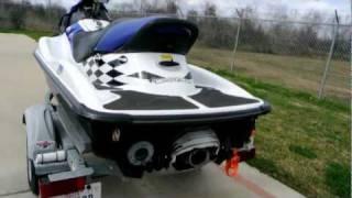 5. 2007 Kawasaki STX12F JetSki Watercraft