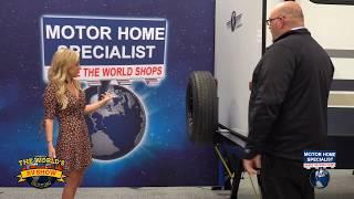 1. Cruiser RV Radiance Ultra Lite 25RB at The World's RV Show