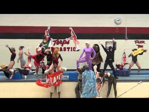 Maryland Gymnastics Harlem Shake