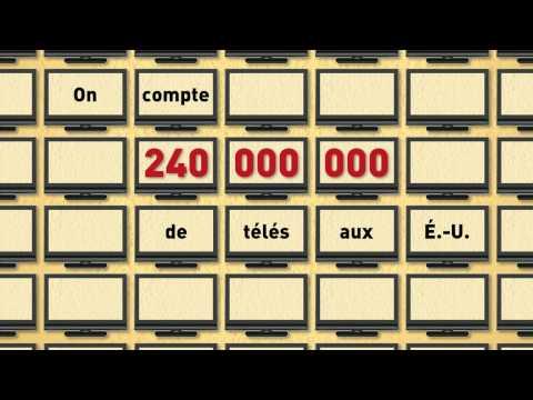 Video of Le saviez-vous?