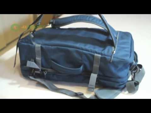 Відео огляд сумки-рюкзак Ferrino Tikal 40 Blue