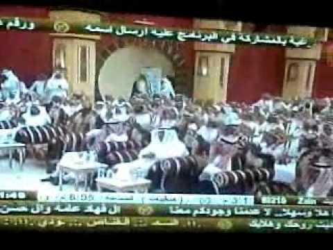 قصيدة الشاعر عبدالله الاسيود العلياني في حفل الحلافات