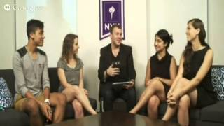 #NYUProTips LIVE — The Freshman Experience