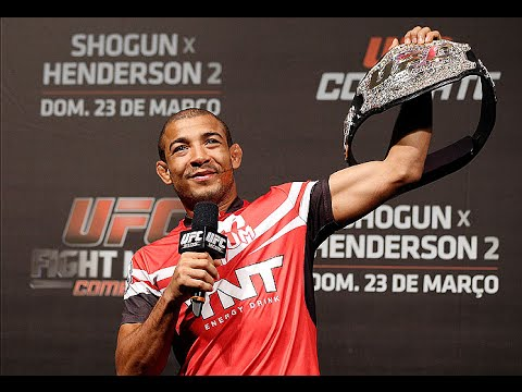 jose - Watch the Q&A with reigning featherweight champ Jose Aldo live Saturday, January 17 at 2pm/11am ETPT.