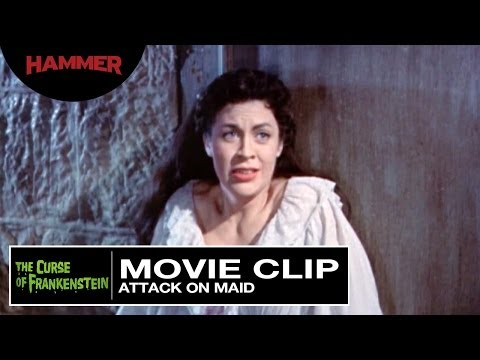 The Curse of Frankenstein / Attack on Maid (Official Clip)