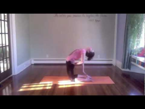 A Yoga Practice – 30 Minute Workout