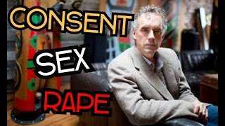 Download Video NEW! Jordan Peterson Mind blowing INSIGHTS on Consent, Sex, Rape & Alcohol MP3 3GP MP4