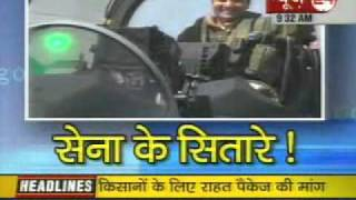 <h5>Naveen Jindal in Air Show on News 24</h5><p>Length - 03:00</p>