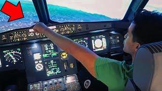 Video PILOTER UN AVION EN SITUATION EXTRÊME !! MP3, 3GP, MP4, WEBM, AVI, FLV Juli 2017