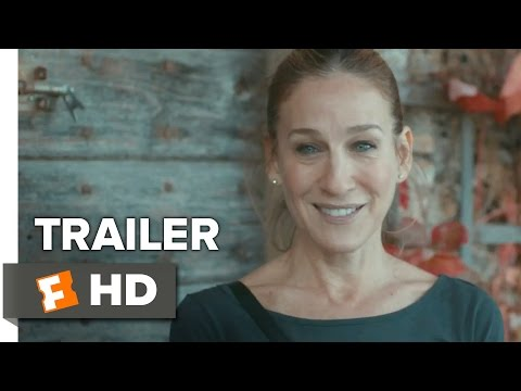 All Roads Lead To Rome TRAILER 1 (2016) -  Sarah Jessica Parker, Rosie Day Movie HD