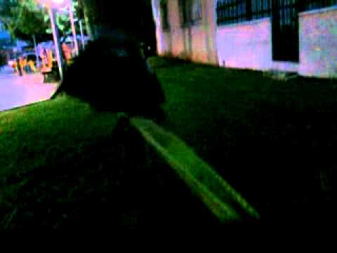 Slackline Noturno em Timbó