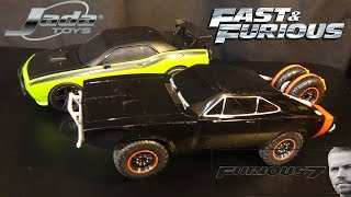 Nonton Dom's Dodge Charger and Letty's Challenger Offroading RC Cars - Furious 7 Film Subtitle Indonesia Streaming Movie Download