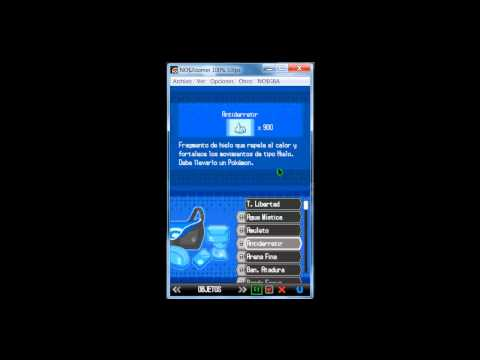 descargar pokemon negro 2 mas emulador