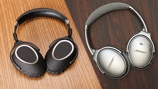 Video Who Makes the Best Wireless Headphones? Bose QC35 vs Sennheiser PXC550 MP3, 3GP, MP4, WEBM, AVI, FLV Juli 2018