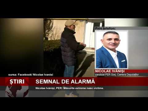 Nicolae Ivănişi, PER: Măsurile extreme nasc victime