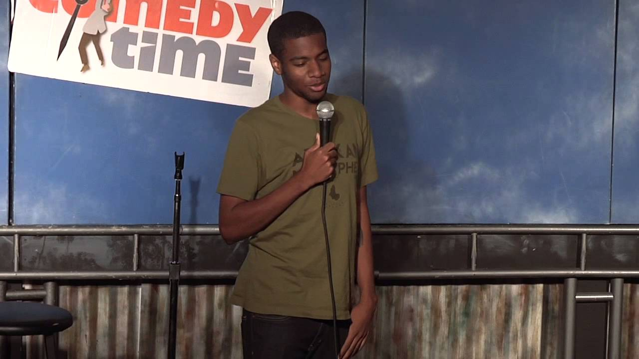 Comedy Time - Stand Up Comedy by Rubyn Warren II – Hood Chicks