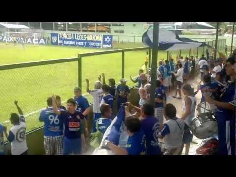 Nacional-AM, o primeiro gol em Iranduba-AM pelo Amazonense 2012.