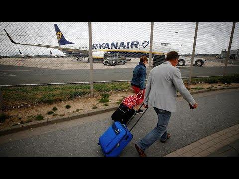 Βαθαίνει η κρίση Ryanair – εργαζομένων στη Γερμανία