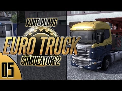 euro - Let's Play Euro Truck Simulator 2! Follow the adventures of big-rig driver Kurt