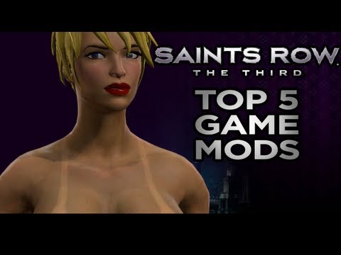 Sorry, Saints row female nude think, that