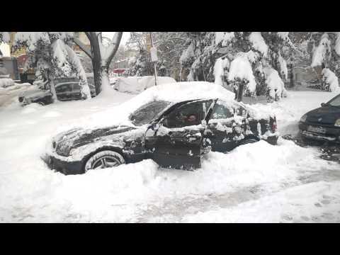 BMW E46 330xi unstoppable
