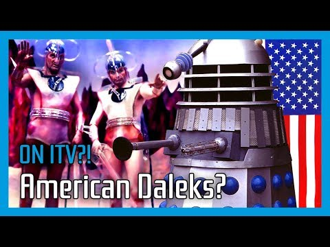 The Lost COLOUR 1960s Dalek Episodes | Terry Nation Army | Ep 5