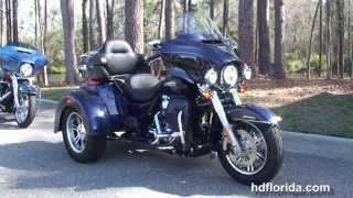 10. New 2014 Harley Davidson Tri Glide Trike  for sale - Bainbridge, GA
