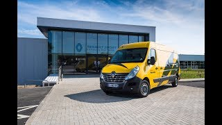 Renault Pro+ vans: behind the scenes of the Renault Sport Formula One™ Team - Ep 1/4 (sponsored) by Auto Express