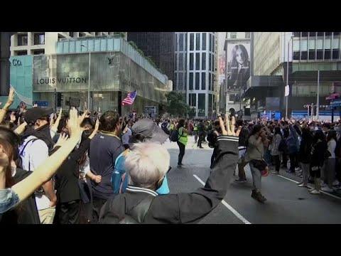 Στην ύφεση βυθίζεται το Χονγκ Κονγκ