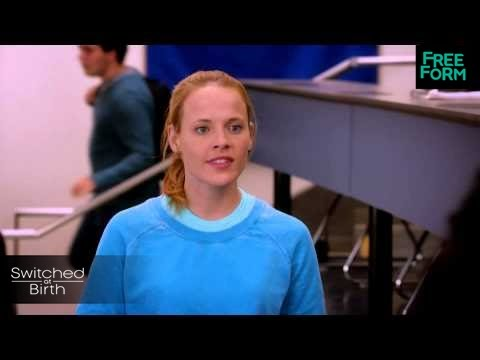 Switched at Birth 4.02 (Clip 'Daphne's Study Group')