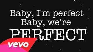 One Direction - Perfect (Lyric Video) [Cover]