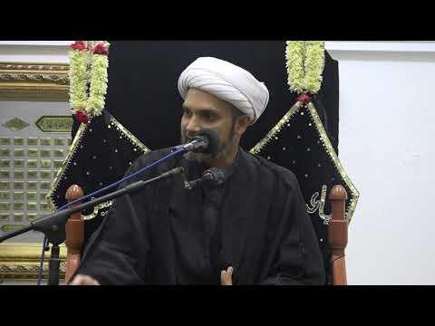 1441 AH – Safar – 19 – Shab – Majlis