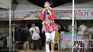 💗버드리💗 7월15일 야간공연-4 부여서동연꽃축제 2017년