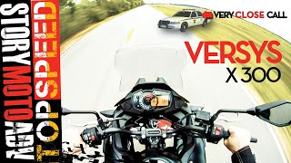 7. Kawasaki Versys X 300- Modded Versys TOP SPEED eXtreme REVIEW 2018
