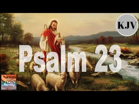 "Psalm 23 Song ""The LORD Is My Shepherd"" (Esther Mui/Rebekah Mui) Christian Praise Worship"